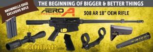 Aero Precision 308AR OEM Rifle