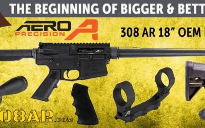 Aero Precision 308AR OEM Rifle Brownells Exclusive