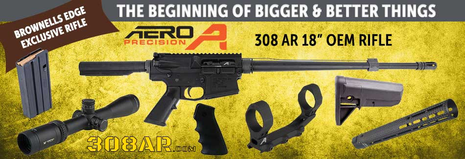 Aero Precision 308AR OEM Rifle Brownells Exclusive