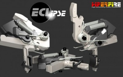 Hiperfire Hipertouch Eclipse Trigger For 308AR AR-10