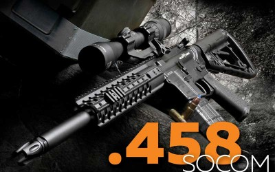 WILSON COMBAT 458 SOCOM REINTRODUCTION 308AR