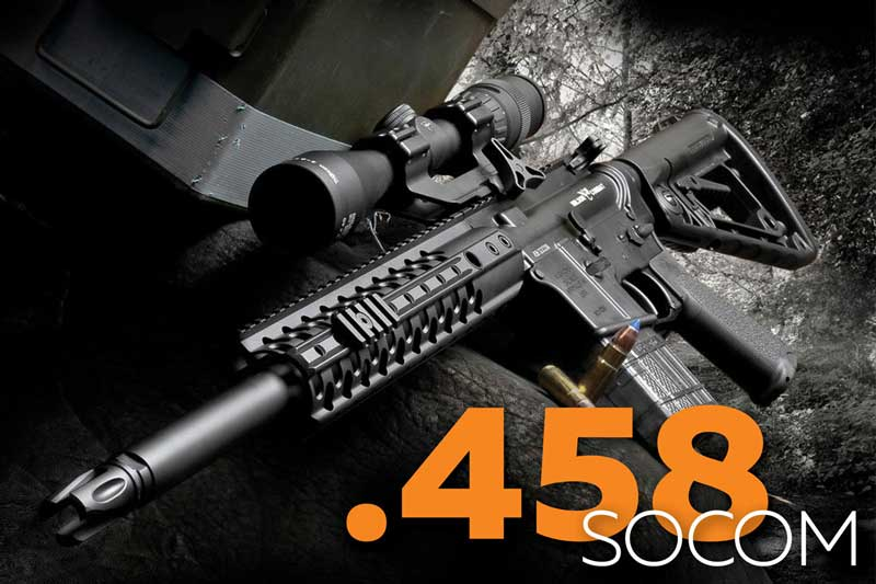WILSON COMBAT 458 SOCOM REINTRODUCTION 308AR