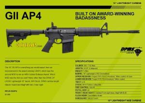 DPMS GII AP4 308AR AR308 AR-10