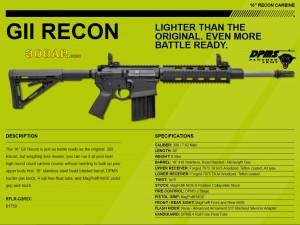 DPMS GII RECON 308AR AR308 AR-10