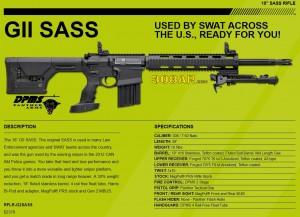DPMS GII SASS 308AR AR308 AR-10