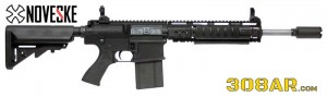 NOVESKE LEONIDAS 308 AR RIFLE AR-10