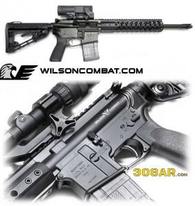 Wilson Combat 458 SOCOM RIFLE 308AR AR-10 AR308 308 AR