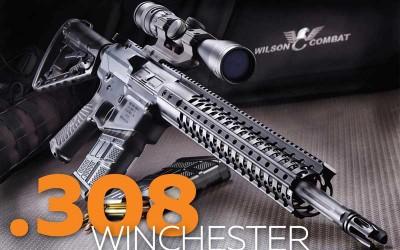 Wilson Combat Billet AR 308AR