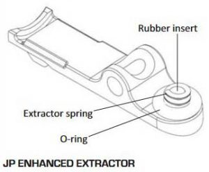 JP 308 AR ENHANCED EXTRACTOR