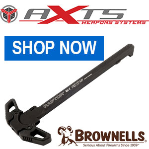 AXTS RAPTOR 308AR AR-10 Charging Handle