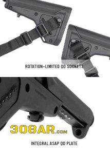 MAGPUL UBR 2 COLLAPSIBLE STOCK