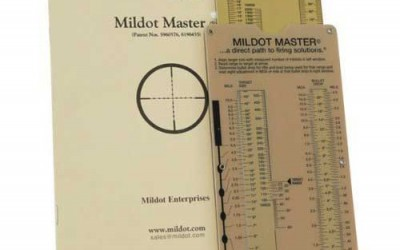 MILDOT MASTER MILDOT CALCULATOR