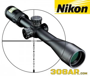 NIKON M 308 4-16x42mm BDC 800 RIFLESCOPE