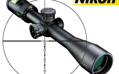NIKON M 308 4-16x42mm BDC 800 RIFLESCOPE | AR SCOPE