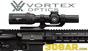 VORTEX STRIKE EAGLE 1-6x24 AR RIFLE SCOPE