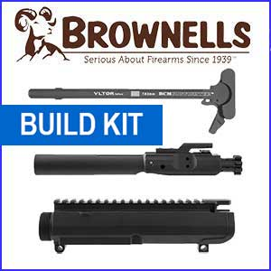 Example of an Armalite AR-10 Build Kit