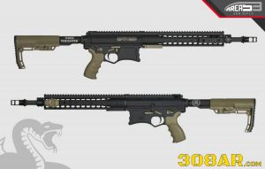 AREA53 THREE PERCENTER 308AR