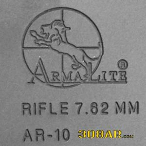 Armalite the Only AR-10 - BUILD AN AR 10 or do you really want to build a 308 AR?