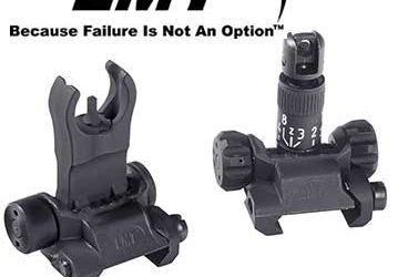 LMT 308AR BACKUP IRON SIGHTS L8BUIS308