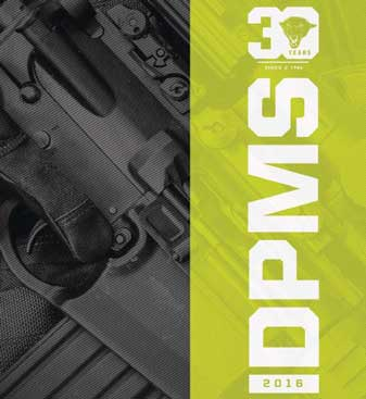 DPMS Firearms Catalog 2016