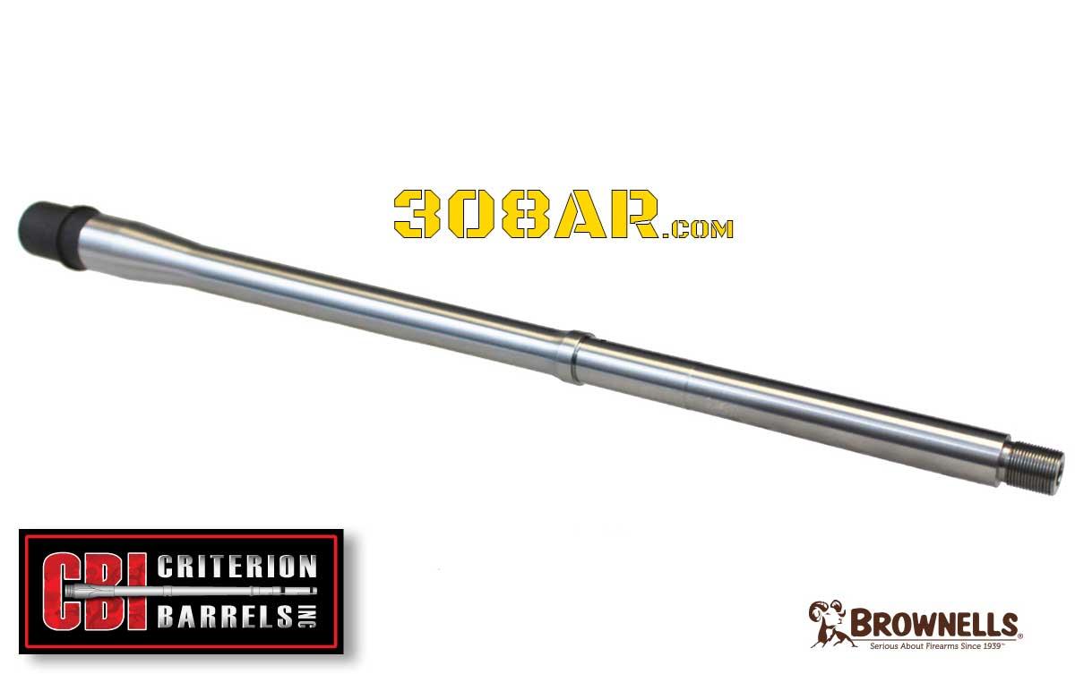 Criterion Barrels Inc CBI 308 AR Barrels | 308 AR