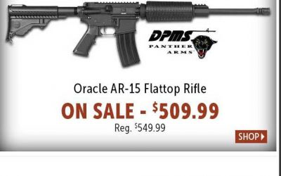 Brownells Flash Sale $509 AR 15