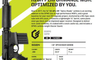 DPMS GII AP4 OR | DPMS GII AP4 OPTICS READY