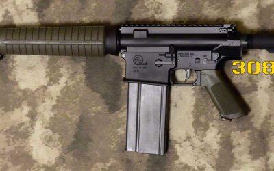 ARMALITE AR-10A4CF SEMI AUTO RIFLE | ARMALITE AR-10 A4
