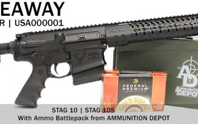STAG ARMS 308 AR GIVEAWAY