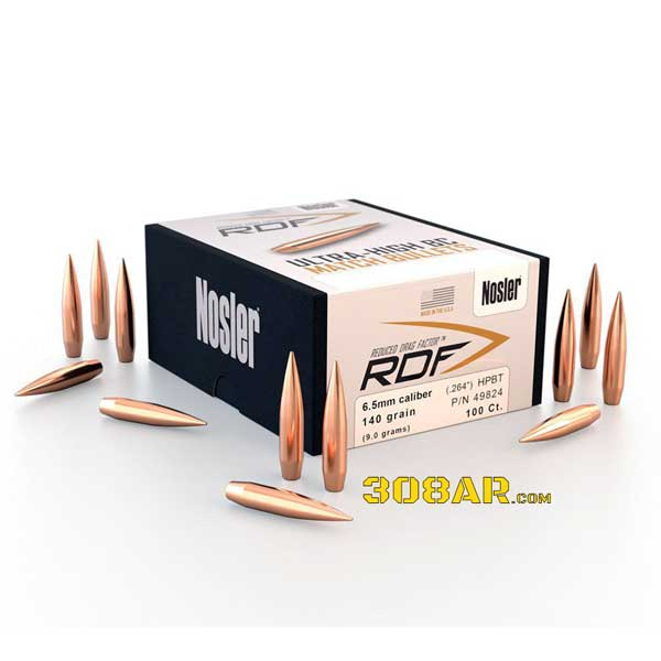 6.5 Creedmoor Bullets