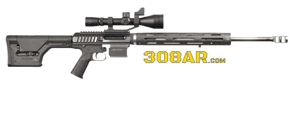 JP Rifles LRP-07 6.5 Creedmoor AR