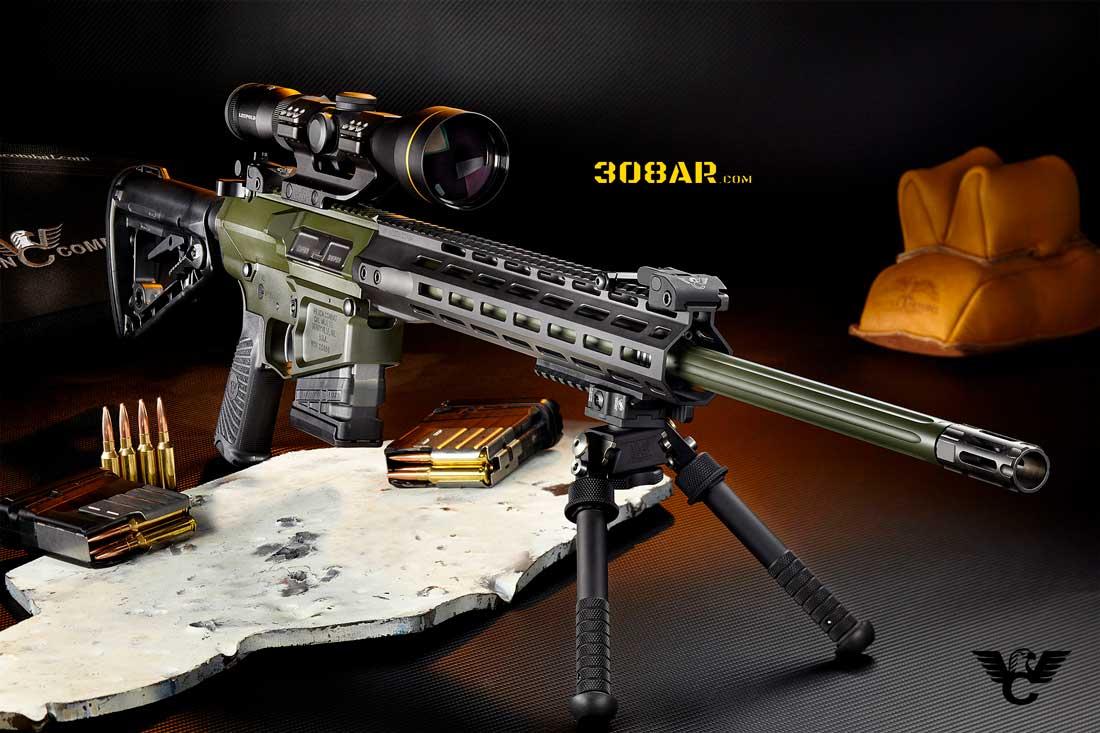 Wilson Combat Super Sniper 6.5 Creedmoor
