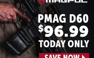 Magpul PMAG D60 On Sale