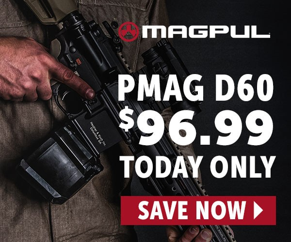 Magpul PMAG D60 Cheap