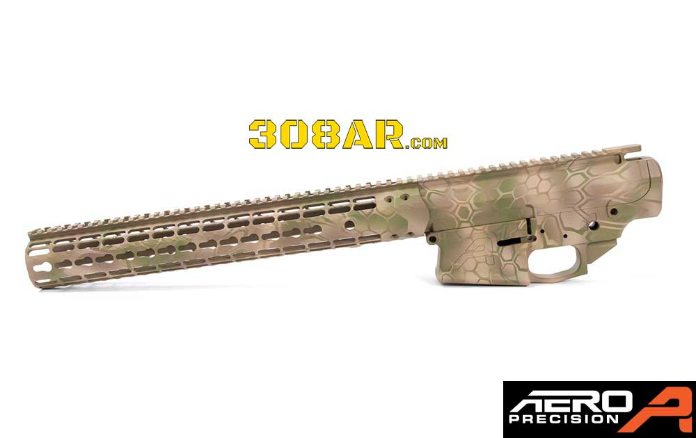 Aero Precision M5E1 Desert MAD Dragon 308 AR Builder Set