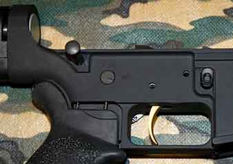 Assemble 308 Lower Receiver