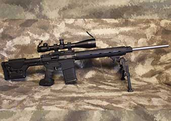 Long Range Target Varmint Rifle 308 AR Guide