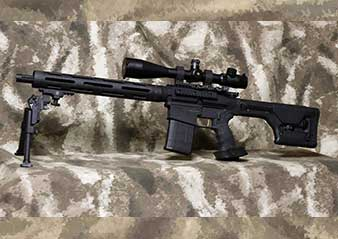Tactical Sniper Rifle 308 AR 18″ Guide