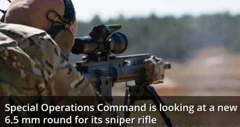 6.5 Creedmoor Military Interest Rumors Continue