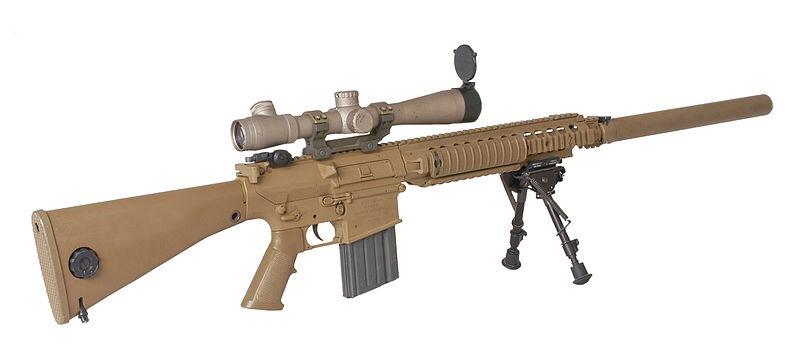 KAC M110 SASS
