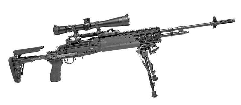 M14 Enhanced Battle Rifle
