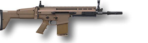 FN Mk17 SCAR-H