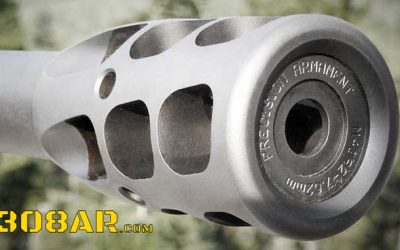 Precision Armament M41 AR 308 Muzzle Brake