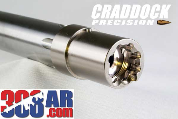 CRADDOCK GEN 2 BARRELS | DPMS G2 BARRELS | DROP-IN
