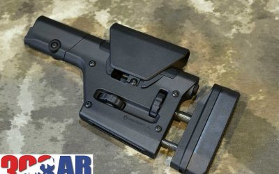 MAGPUL PRS GEN 3 STOCK | MAGPUL PRECISION RIFLE STOCK