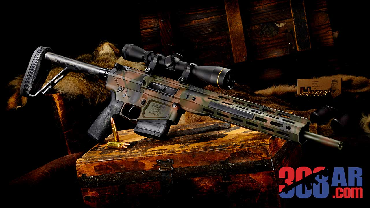WILSON COMBAT ULTRALIGHT HUNTER 308 AR RIFLE