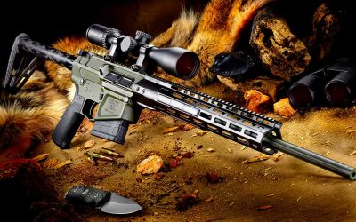 WILSON COMBAT HUNTER SERIES 308 AR RIFLES