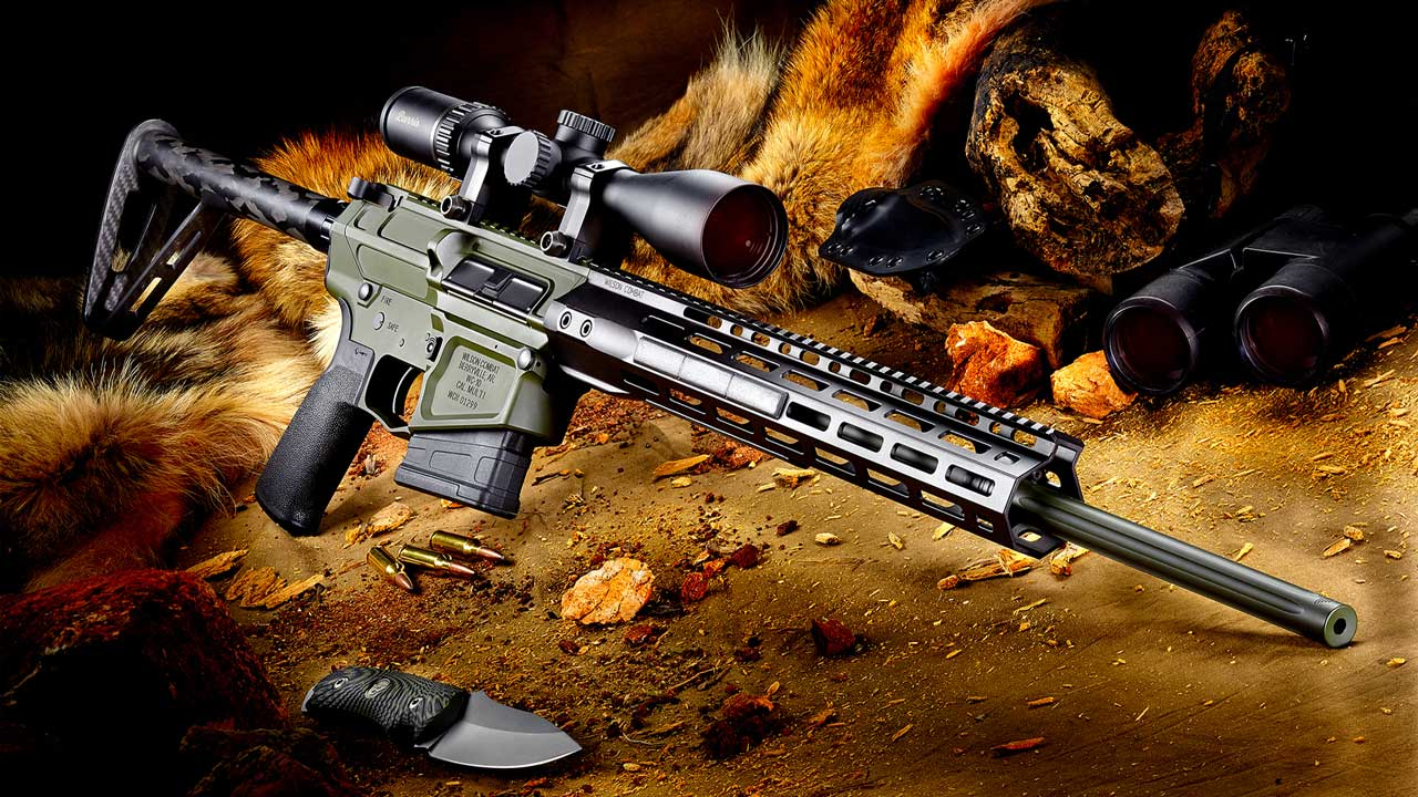 Wilson Combat Ultimate Hunter 308 AR