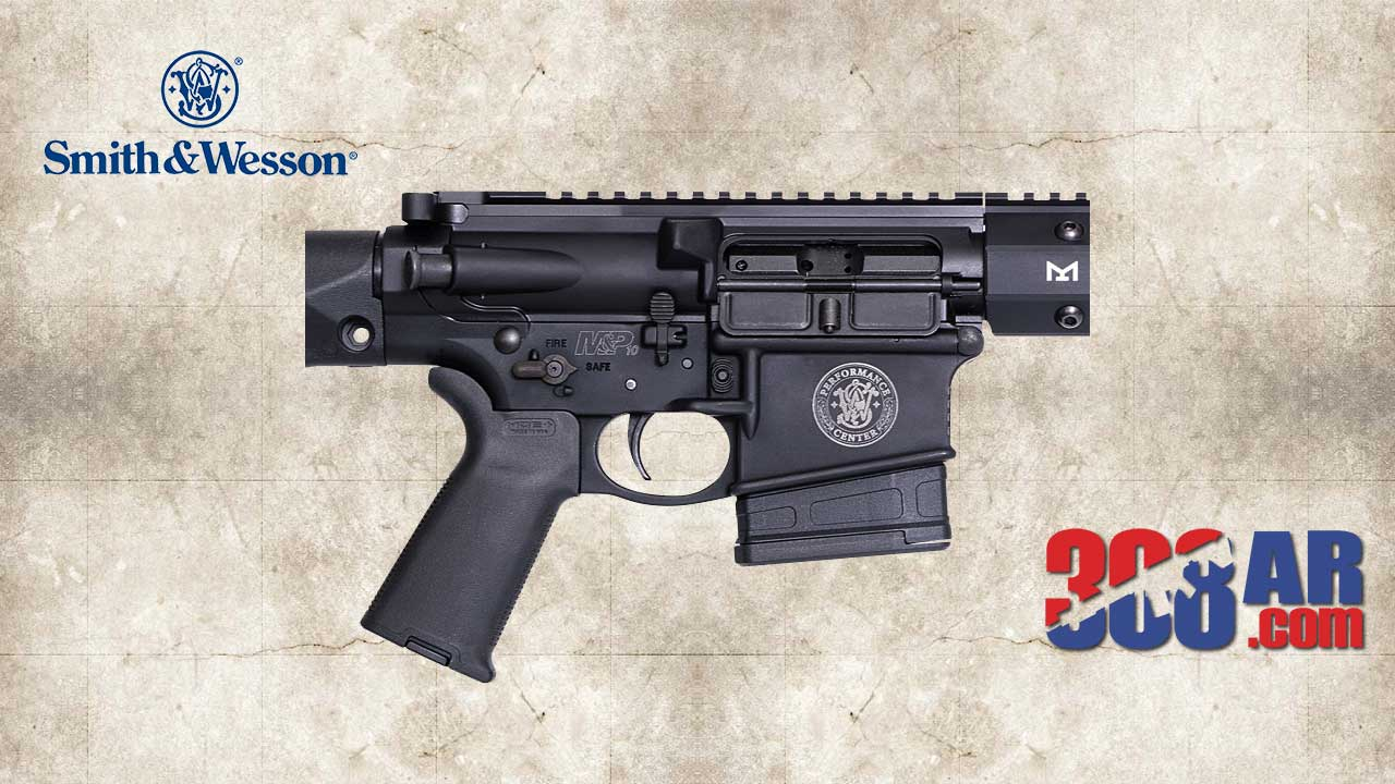 "Picture of a SMITH & WESSON M&P 10 6.5 CREEDMOOR M-LOK 20"" 10+1 PERFORMANCE CENTER RIFLE"