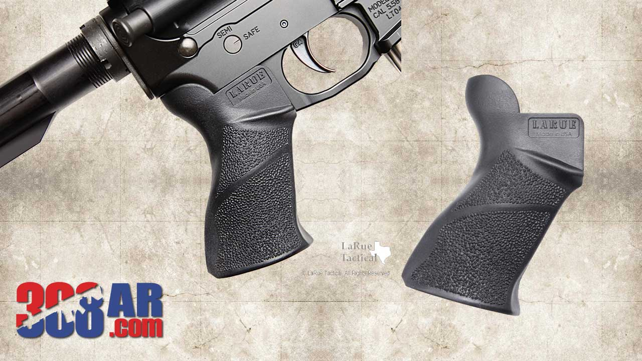LaRue Tactical A-PEG Grip Pistol Grip